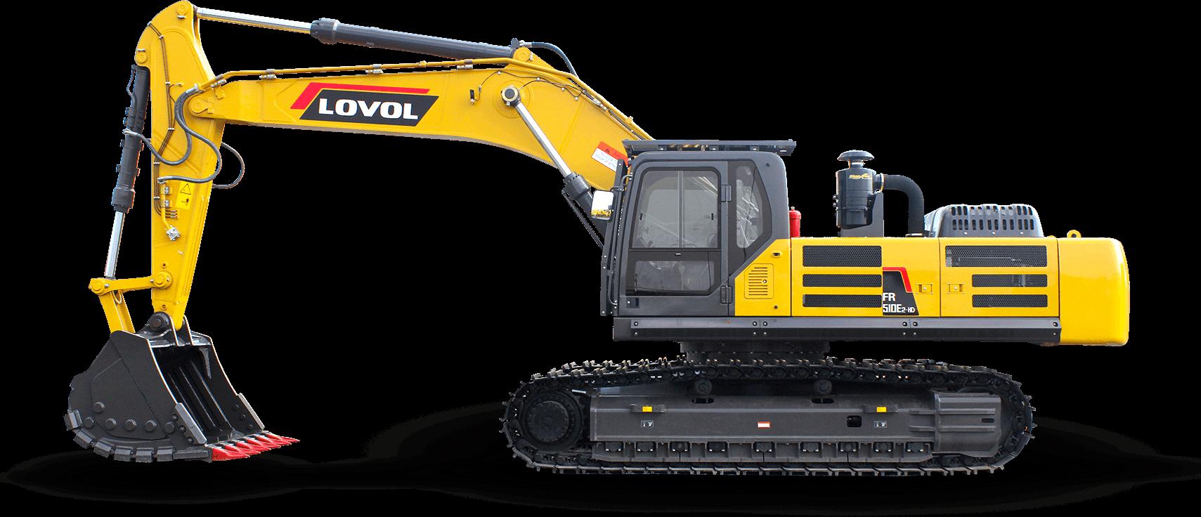LOVOL FR510E2-HD