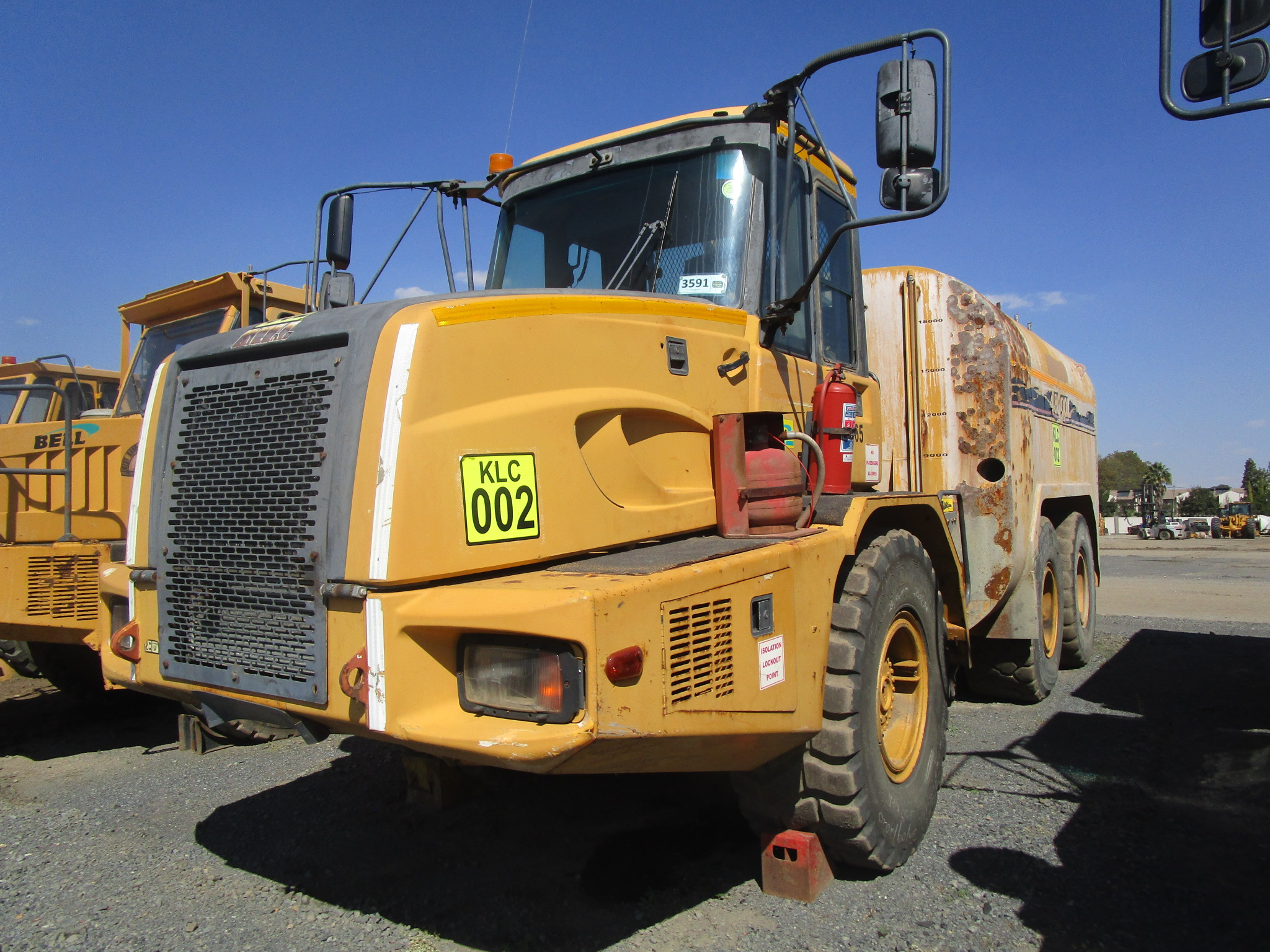 BELL B20D 18000L