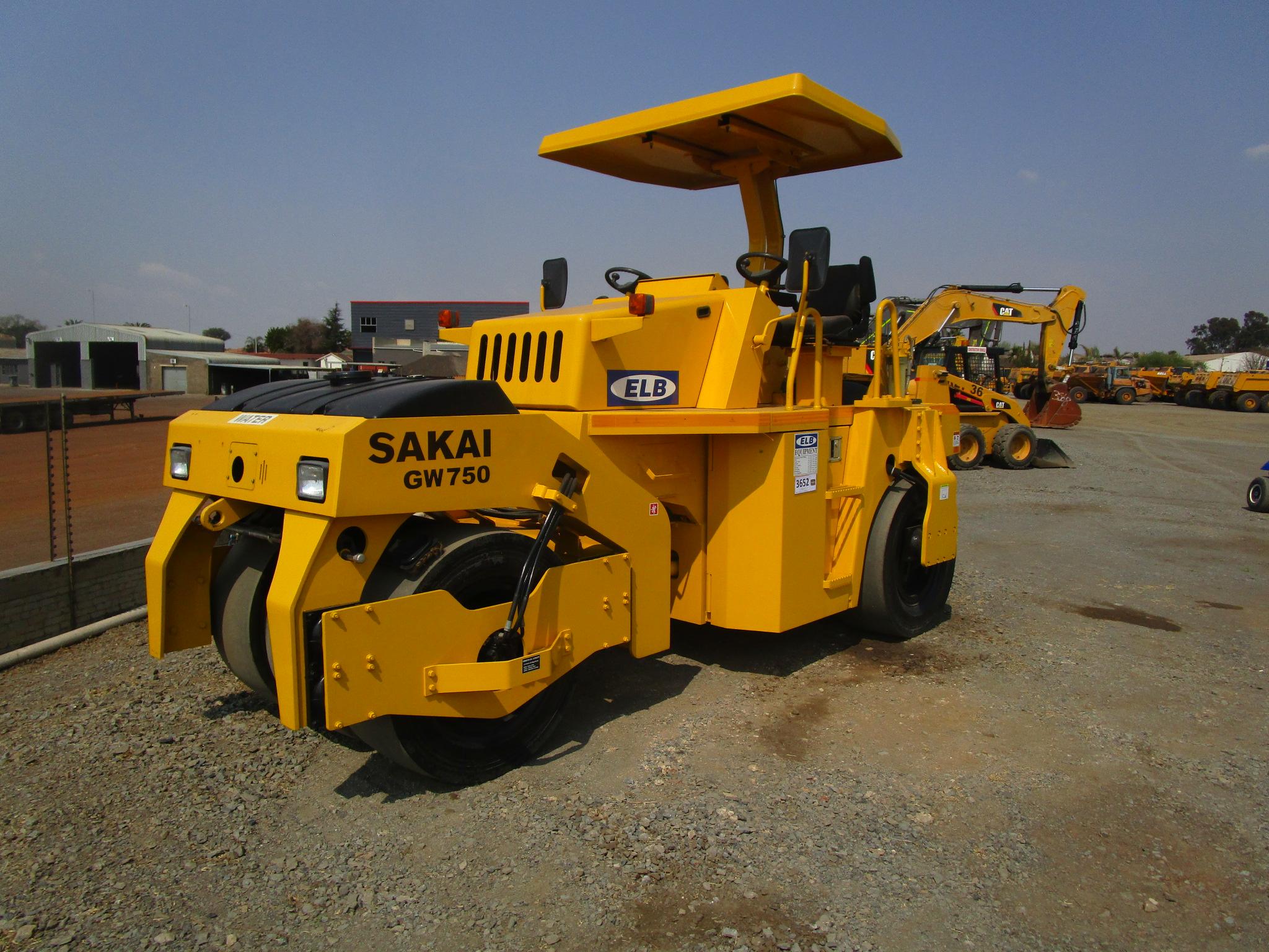 SAKAI GW750