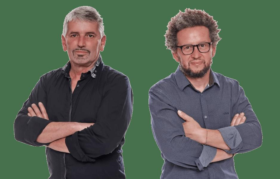 Gianantonio e Loris - Sbama Costruzioni Vicenza