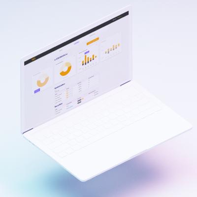 floating desktop