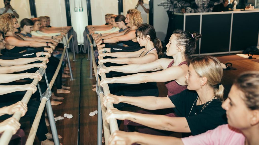 Strong Barre