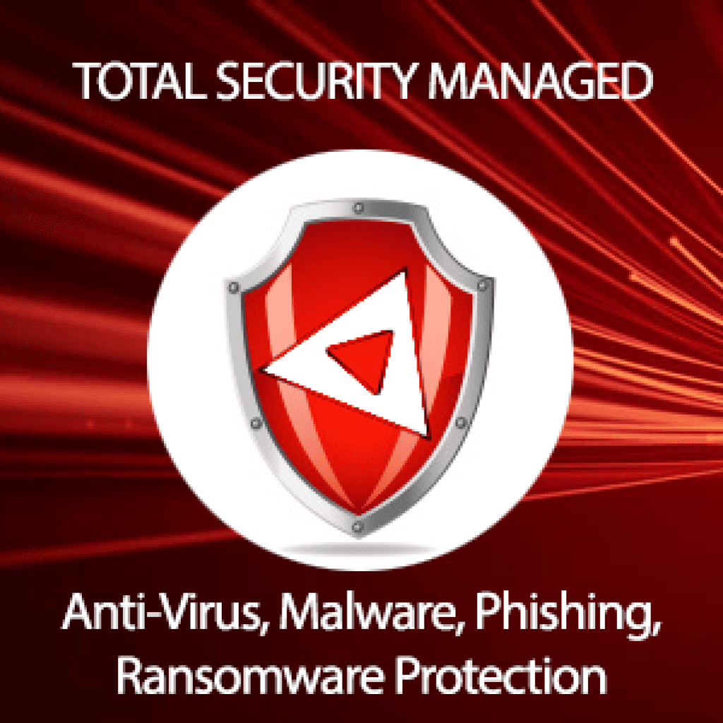 Mnaged Antivirus and Ransomware Support iTecs IT Outsourcing and Support