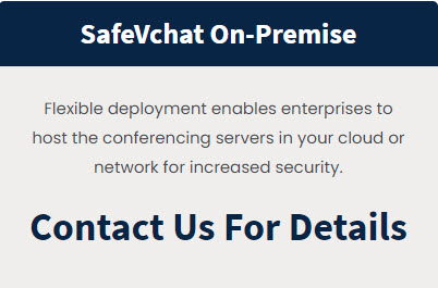SafeVchat on-premiseiTecs IT Outsourcing and Support
