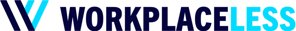 The logo for workplaceless.