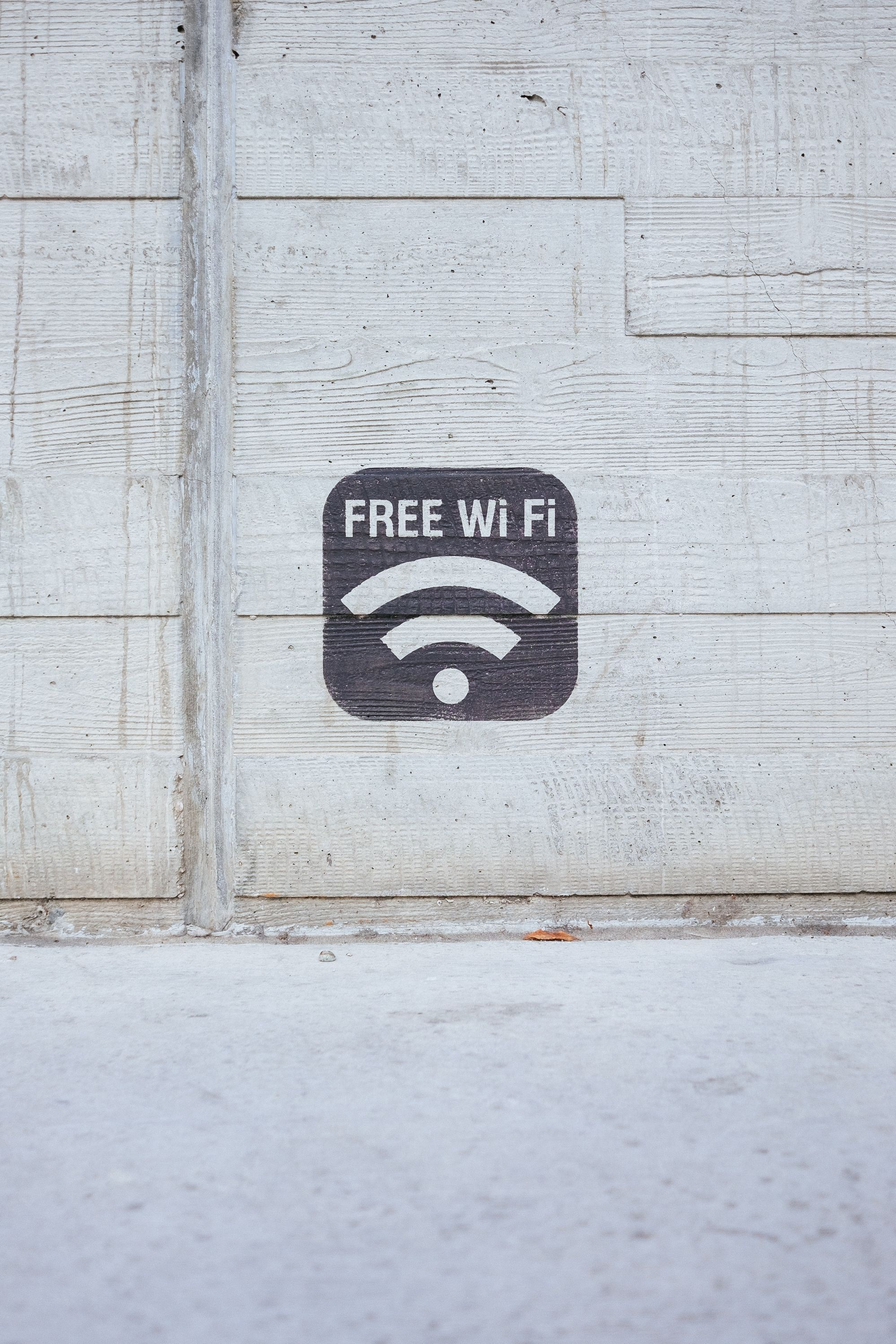 All you really need today to work is Wi-Fi (Free Wi-Fi preferably).