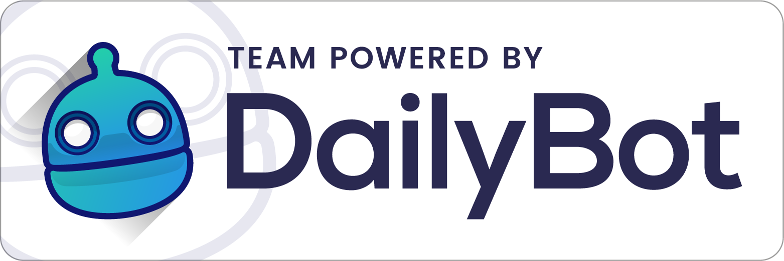 DailyBot Badge 1