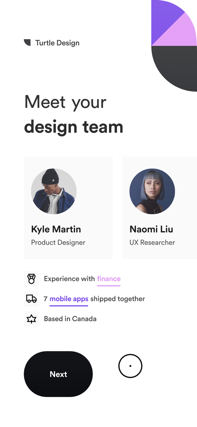 image asset showing design team