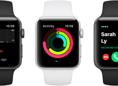 Apple Watches picture