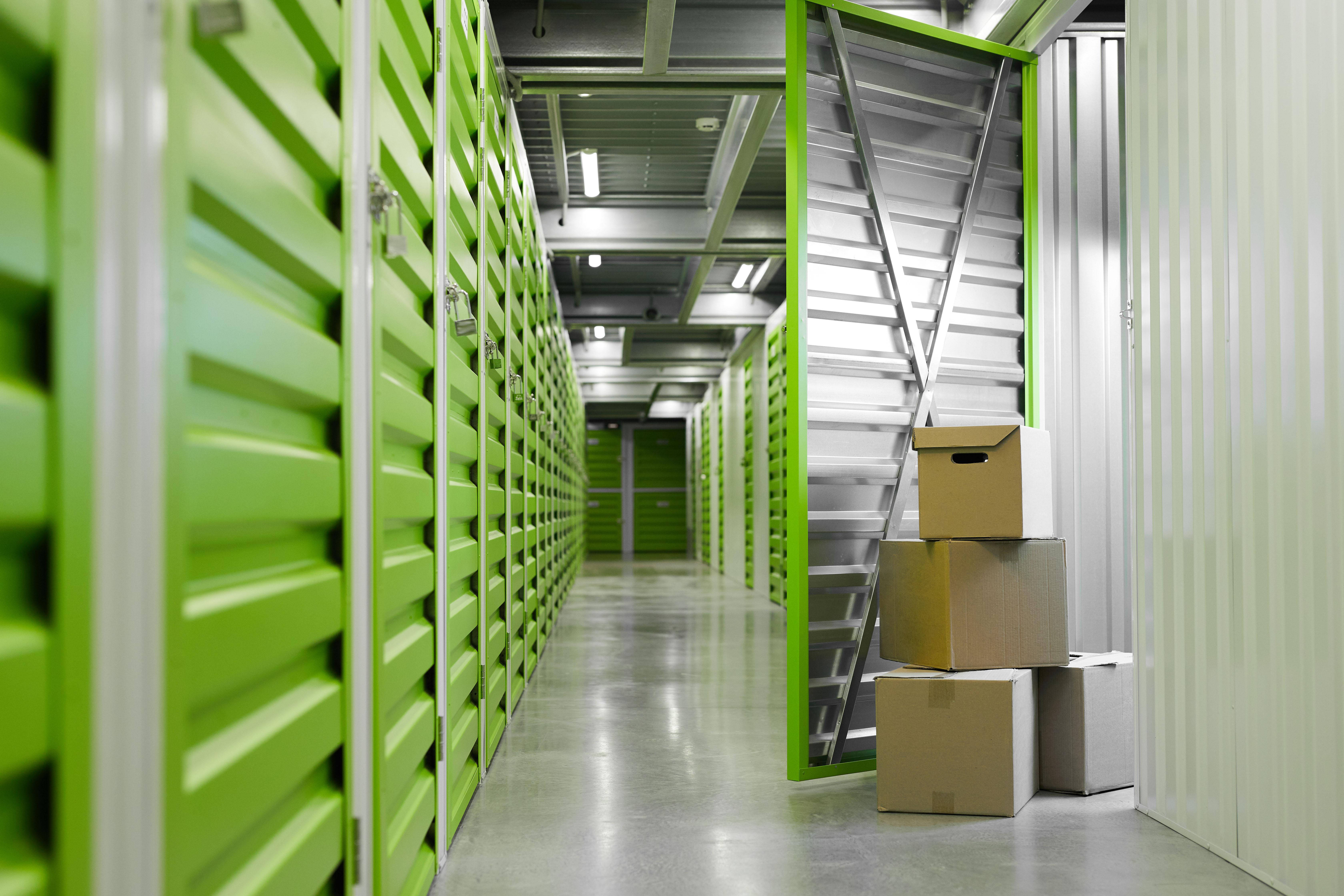 New! NAI Self-Storage Newsletter