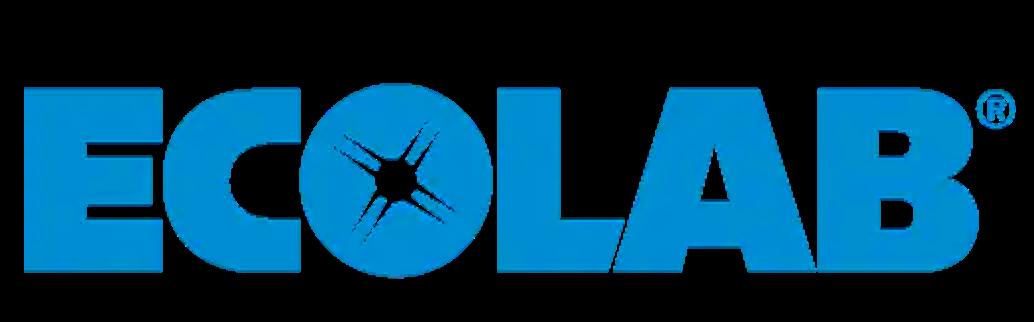Ecolab logo.