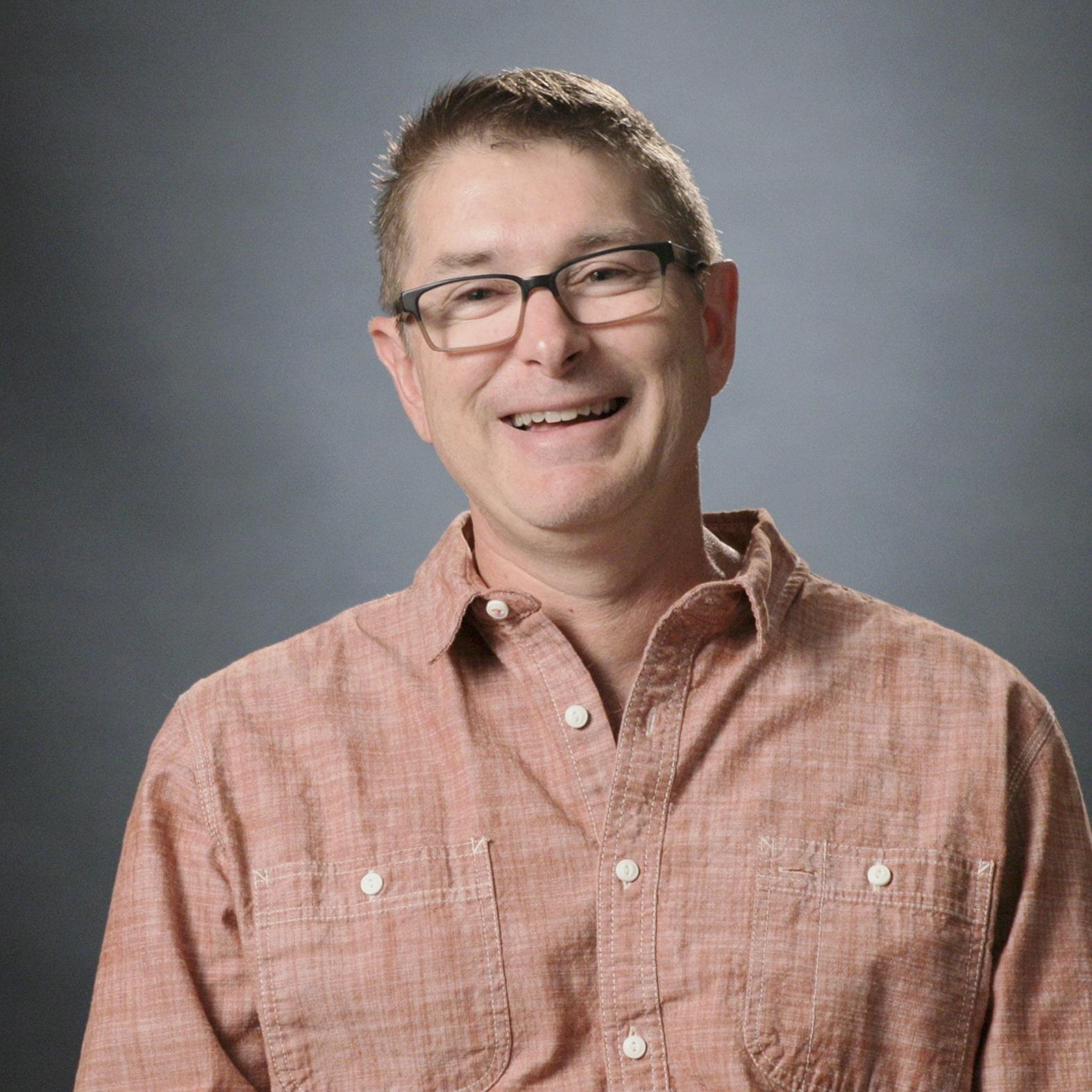 Collaborator Jeff Bradbury