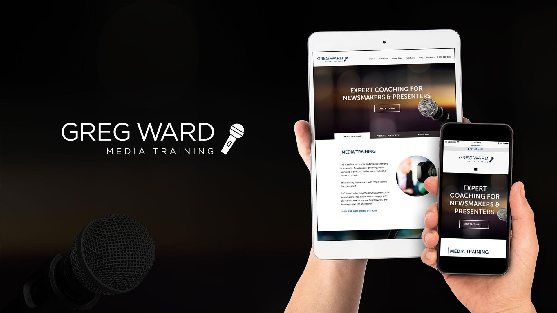 Greg Ward Media Training