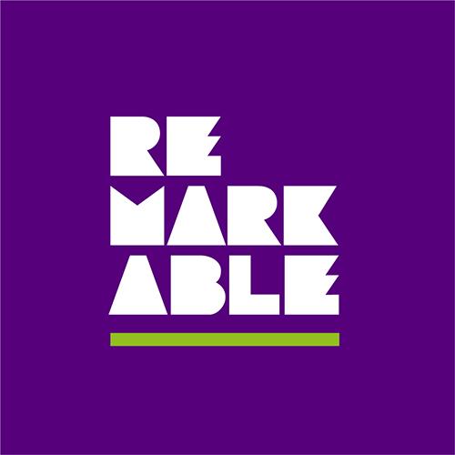 Remarkable tech partner logo