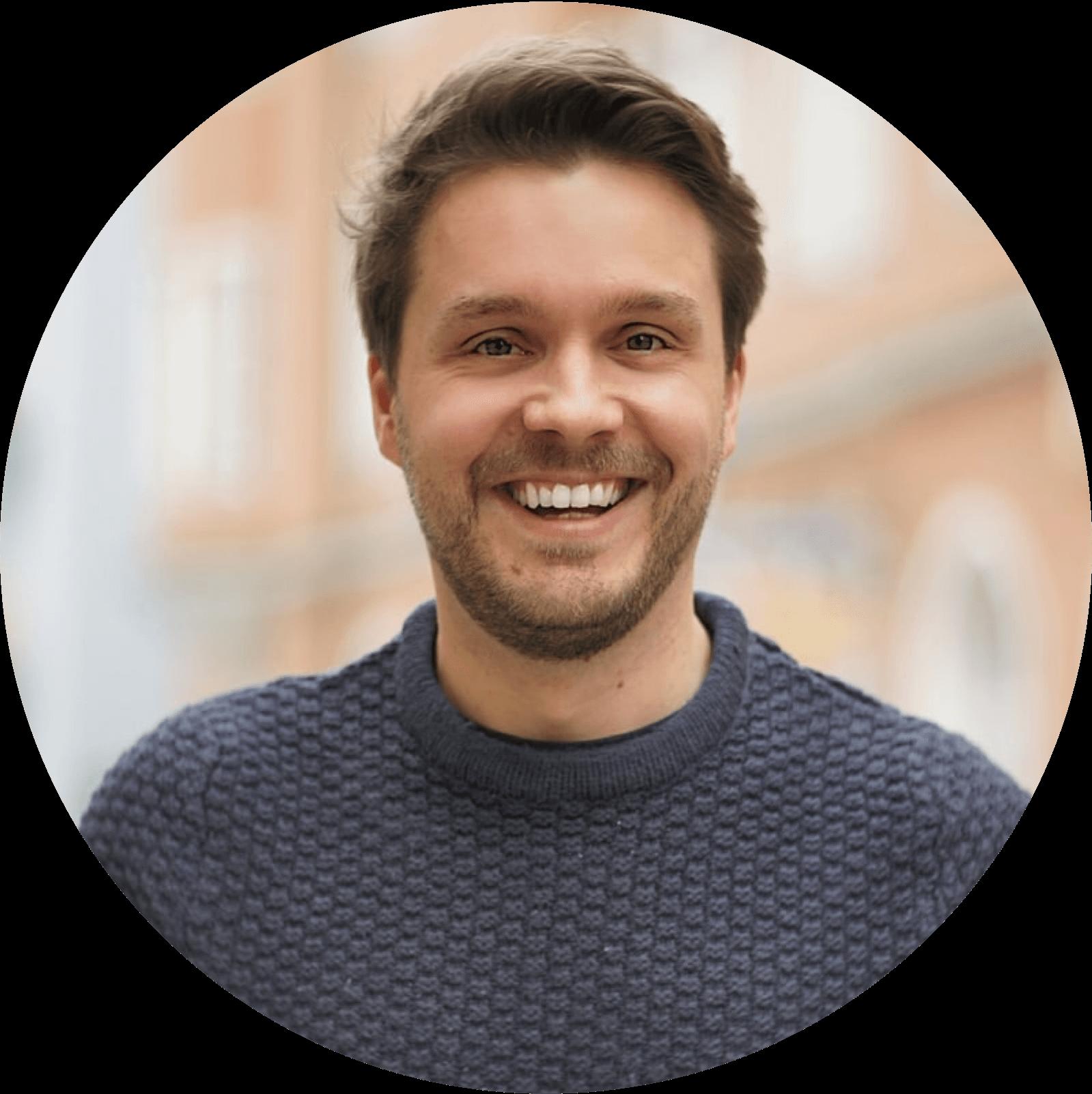 Simon Krebs - Projektleiter - Biz Factory