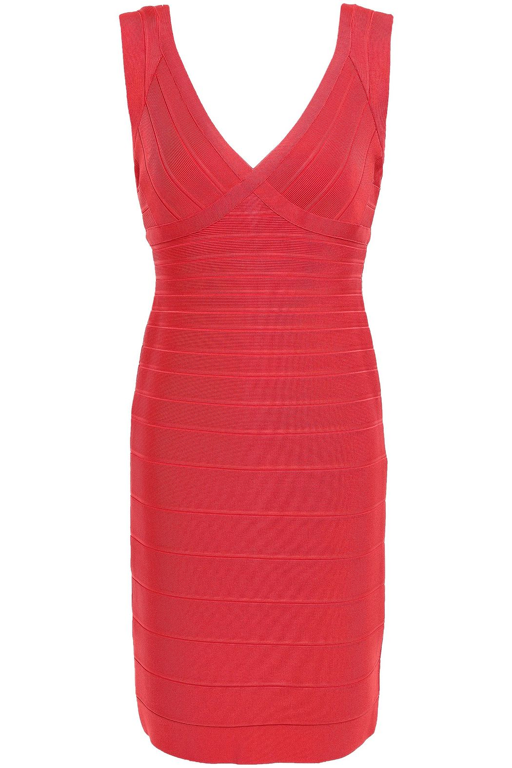 Karima open-back bandage dress