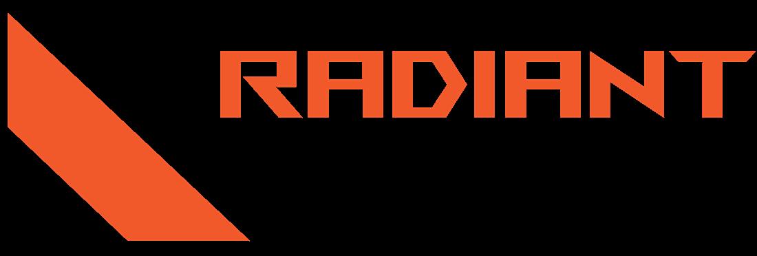 Radiant Rocks Logo