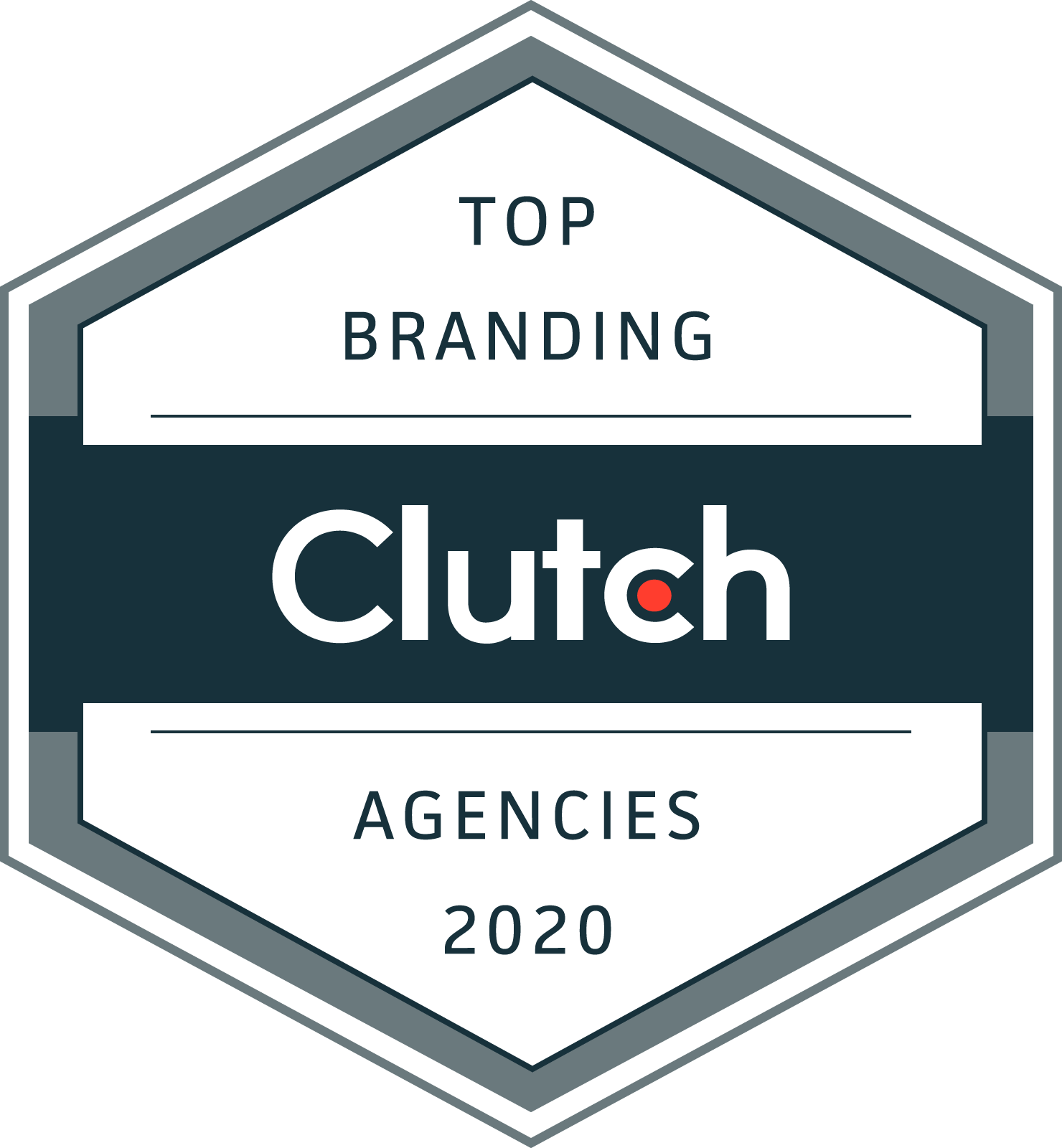 Best Branding Company 2020 Clutch Logo