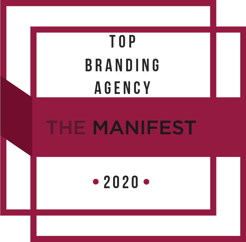 Best Branding Company 2020 The Manifest Logo