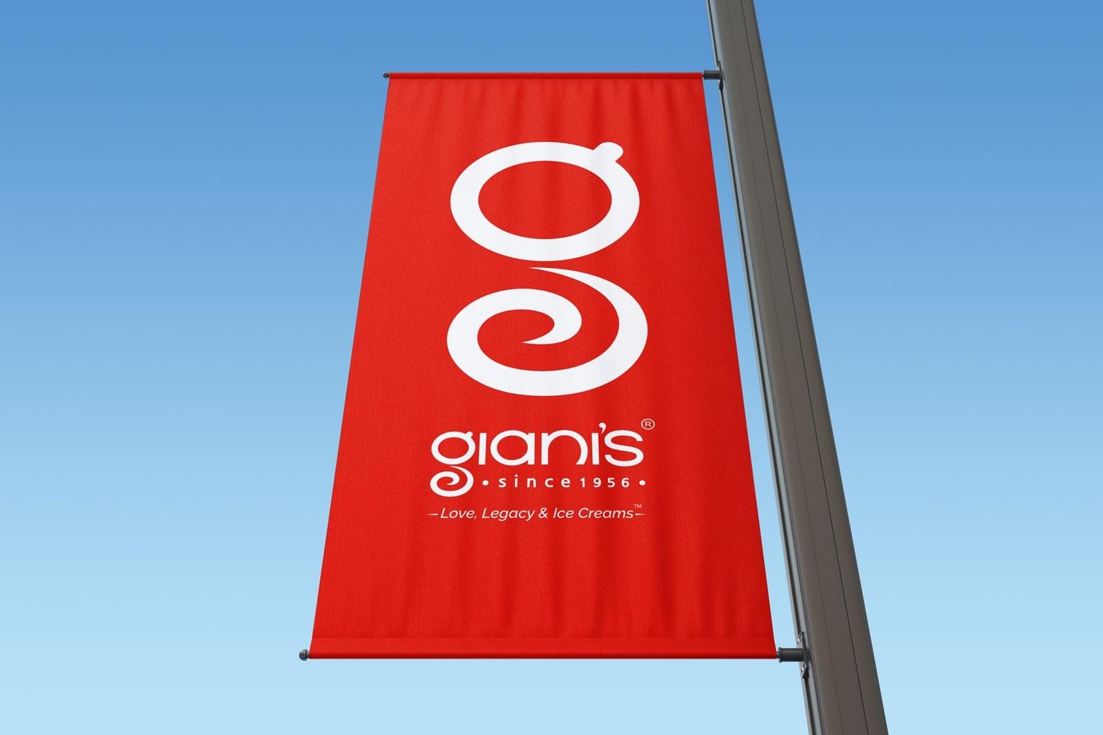 Giani's Mockup