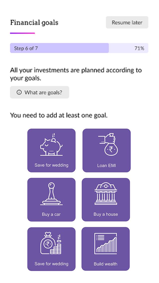 7Prosper App Screen