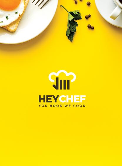 HeyChef Logo Explanation