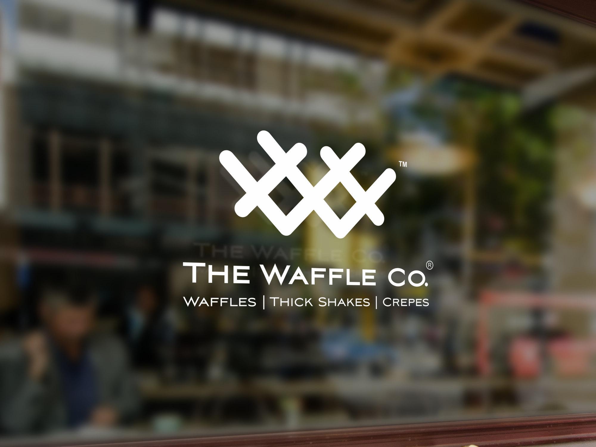 The Waffle Co. Mockup