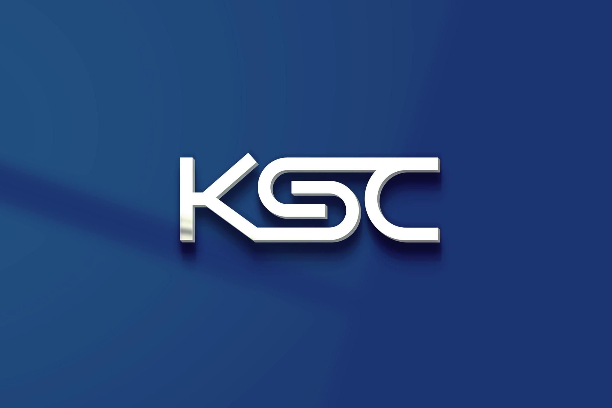 KSC Logo Mockup