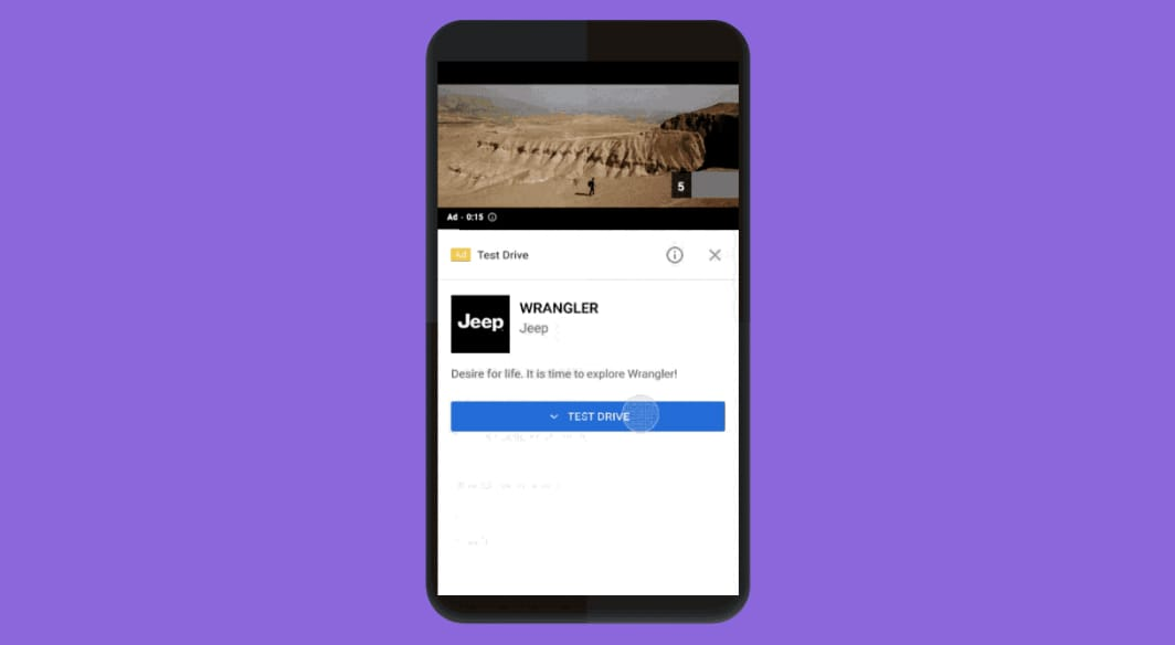 youtube shoppable video ads