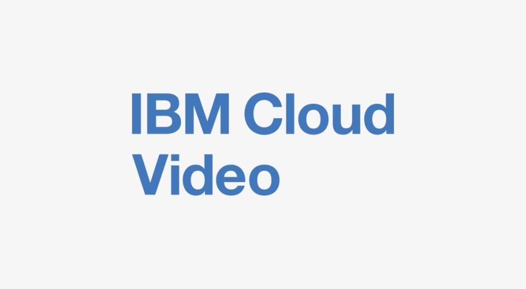 ibm cloud video multicasting