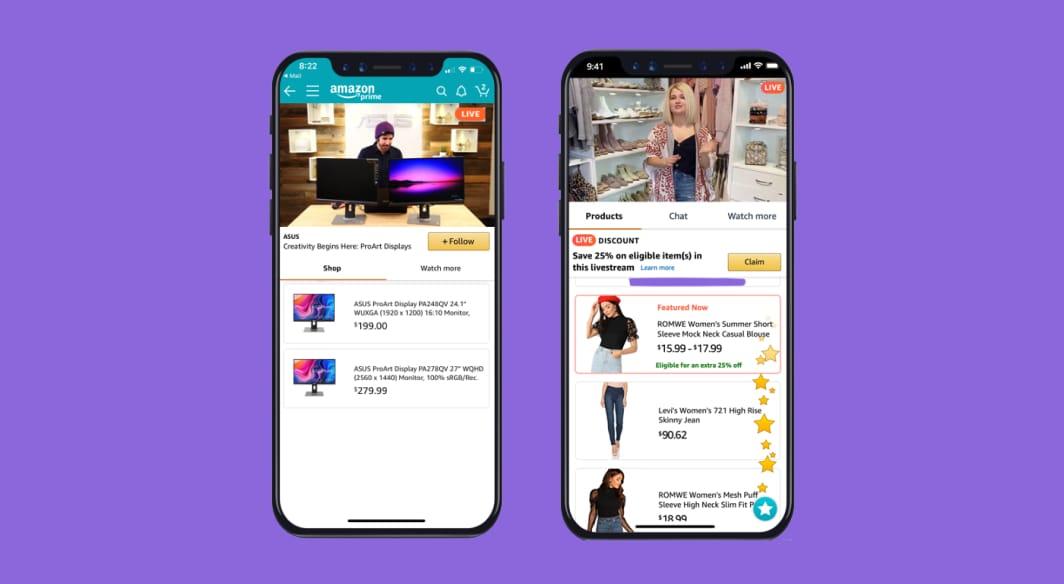 amazon social commerce