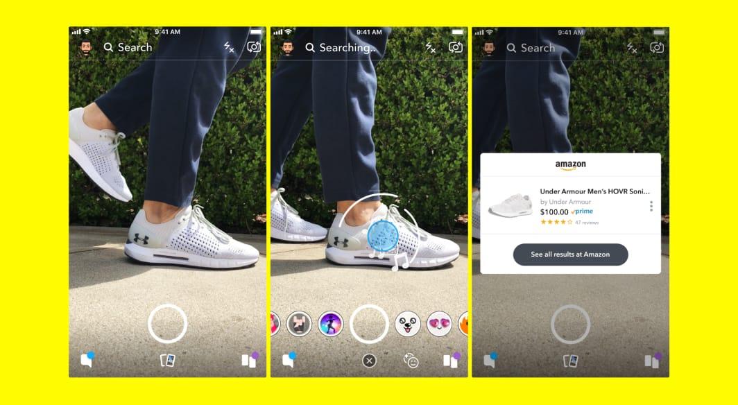 snapchat social commerce