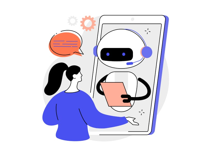 chatbot selling social shopping