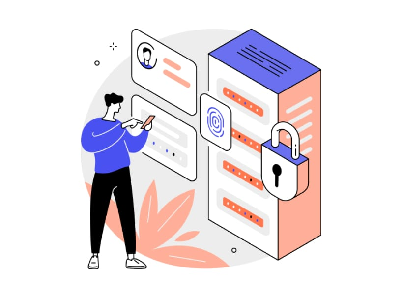 data security social commerce