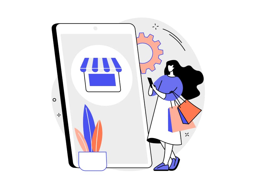 social shopping data