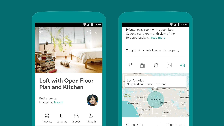 Airbnb-Google-Design