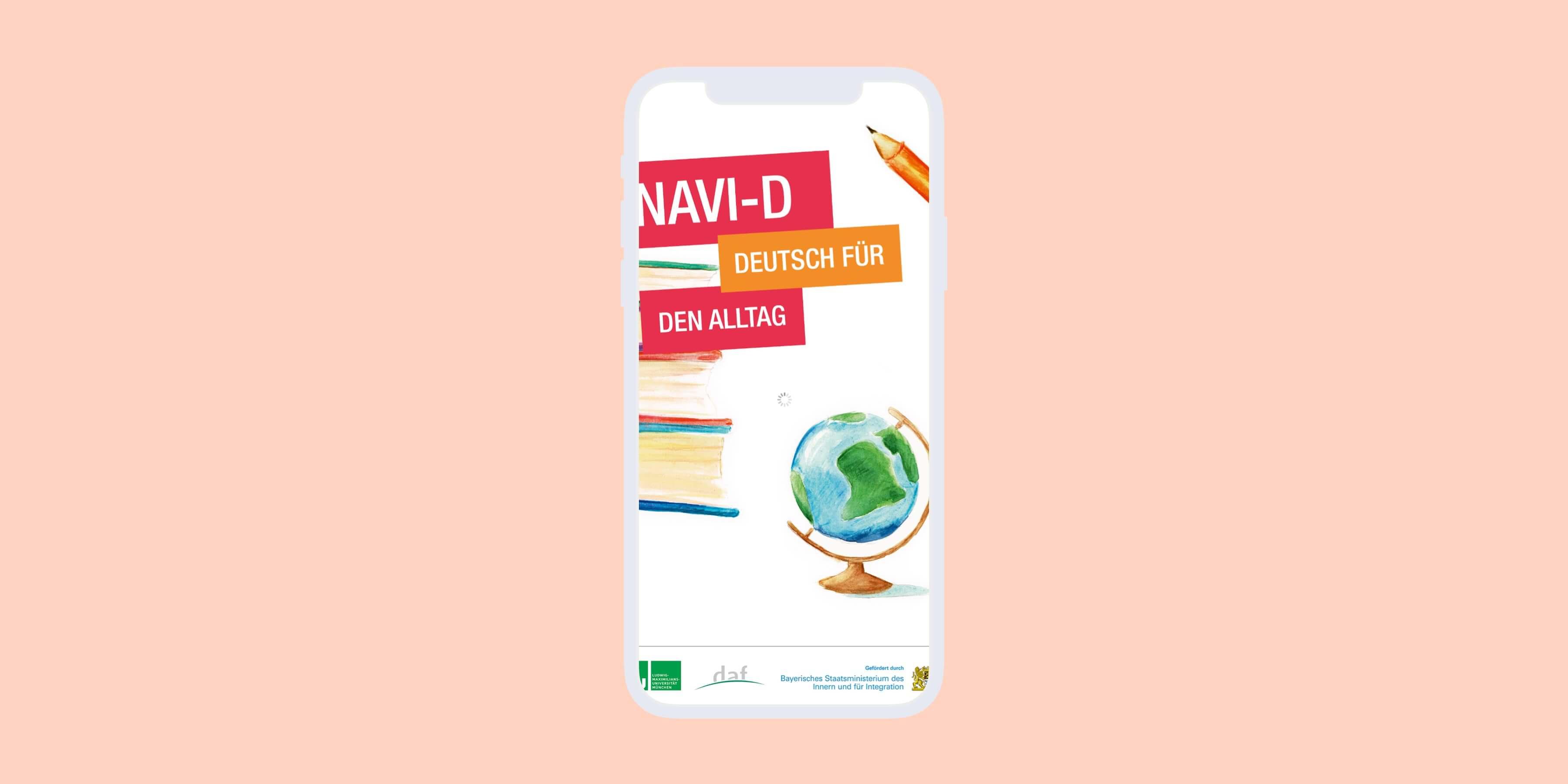 App Entwicklung für Flüchtlinge: Navi-D - Deutsch als Fremdsprache