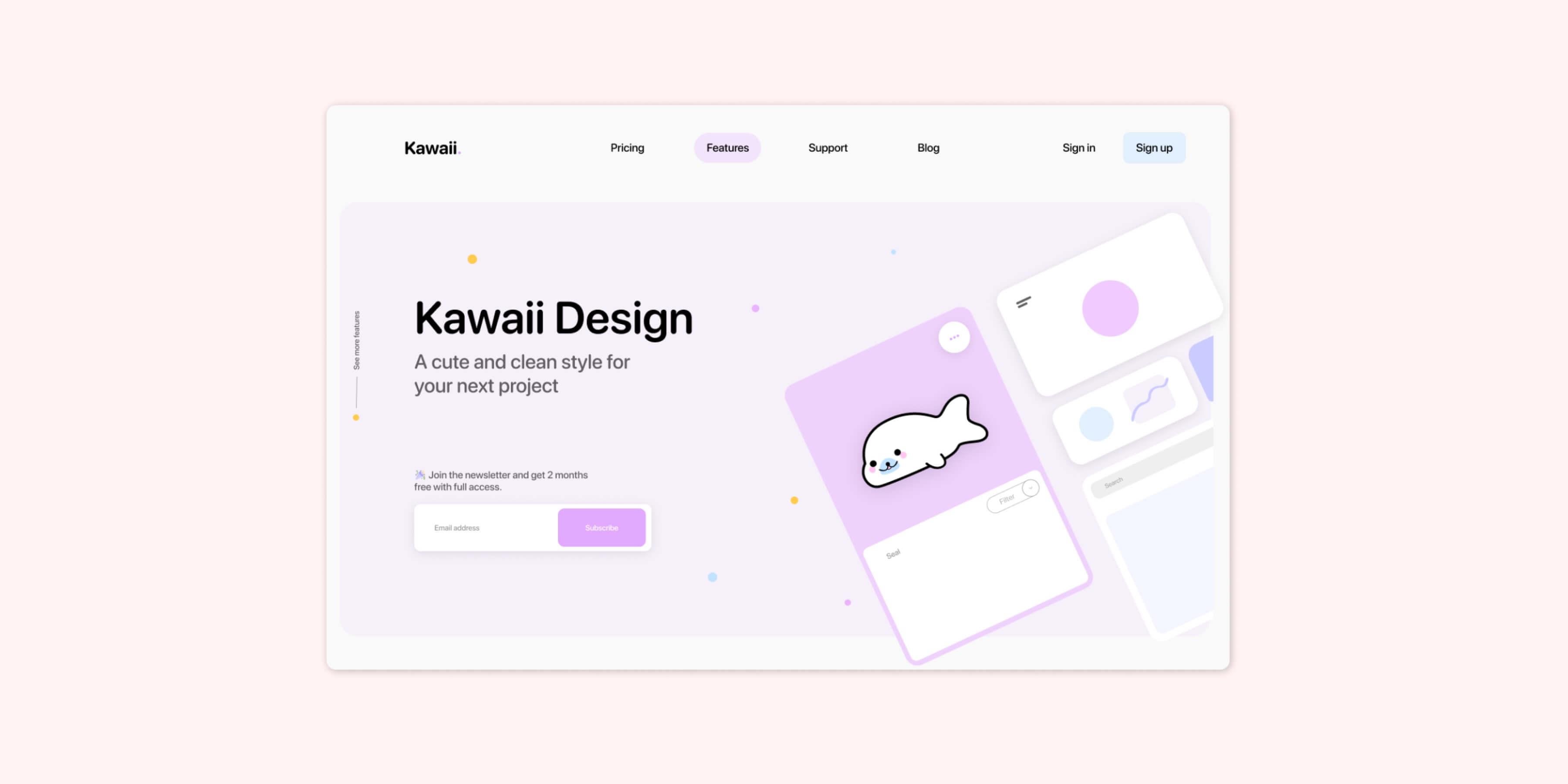 Die Kawaiisierung des UX Designs