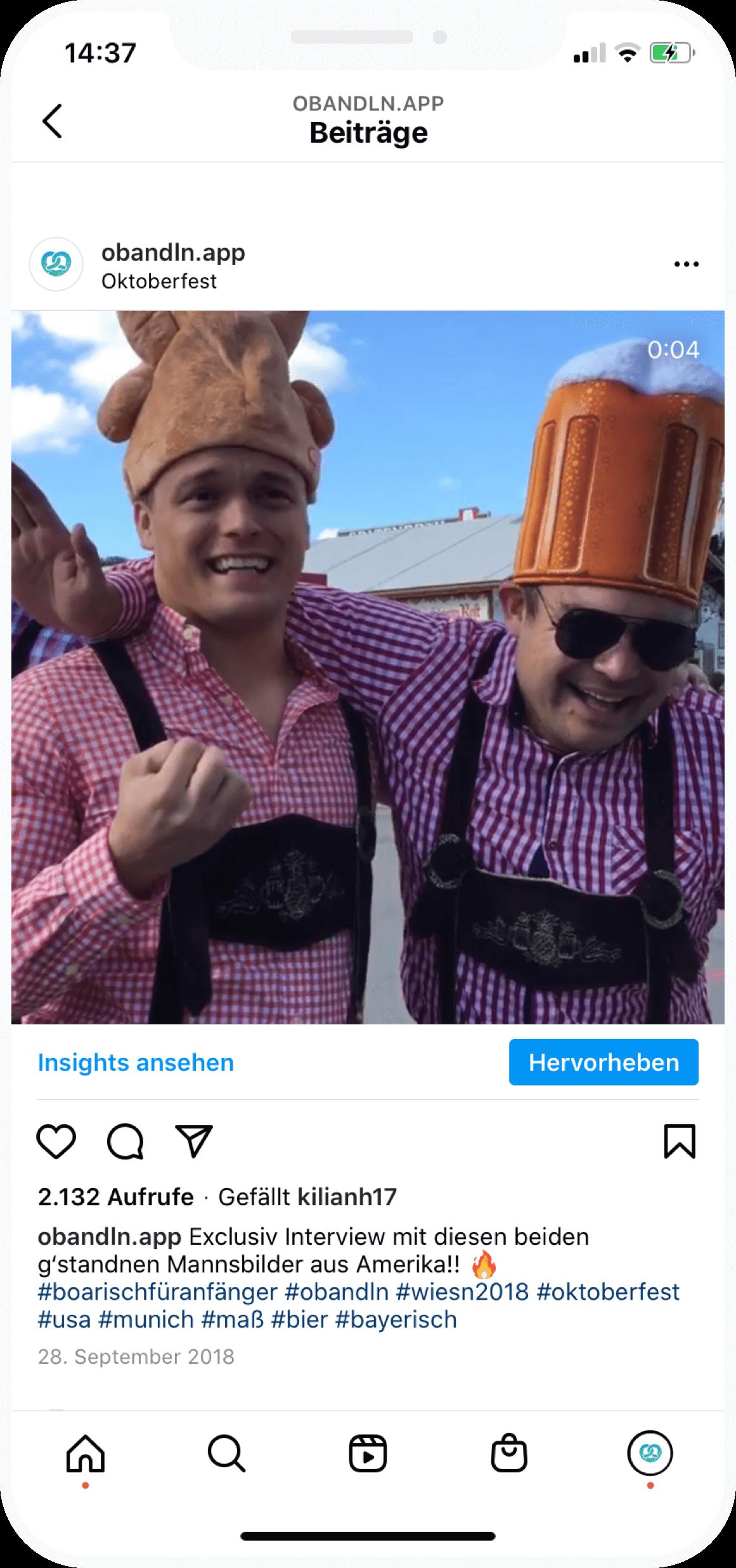 Obandln.app Marketing