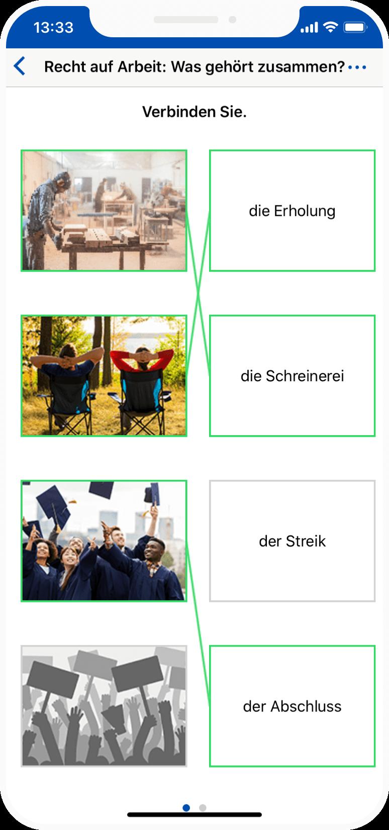 LMU München Integrations App