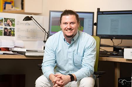 Cole Mears, Associate AIA