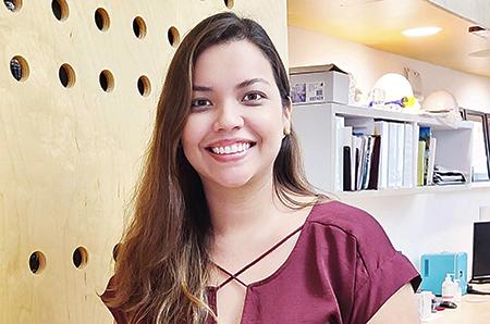 Laura Lozano, Associate AIA