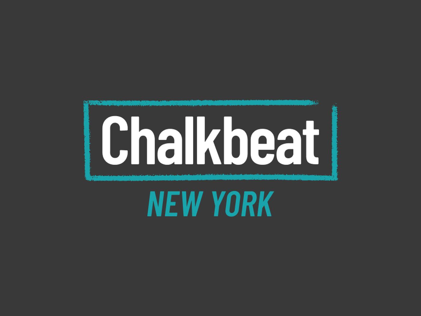 Chalkbeat New York Logo Graphic