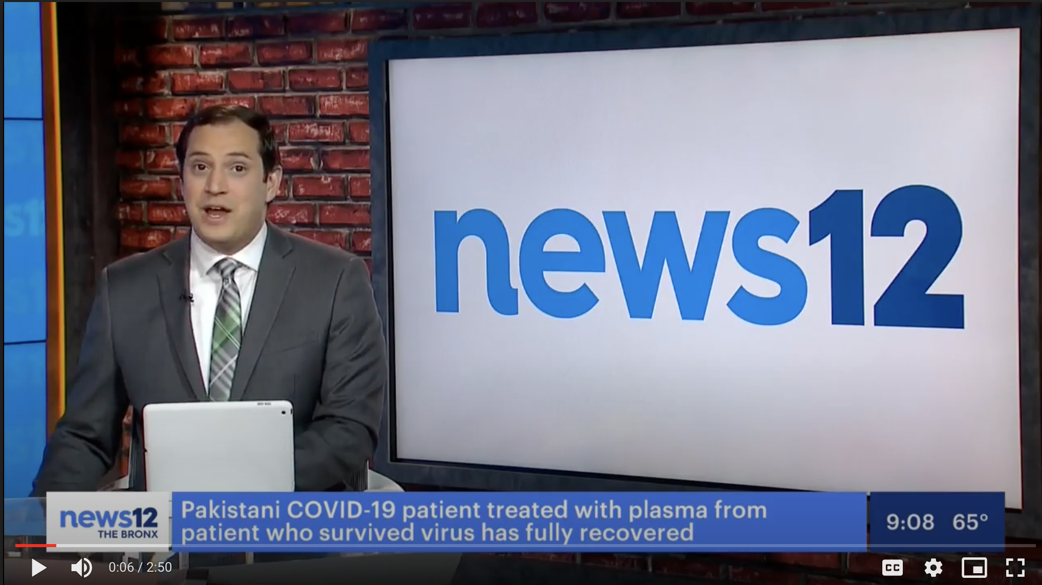News 12 Report
