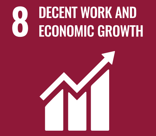 Decent work and economic growth goal