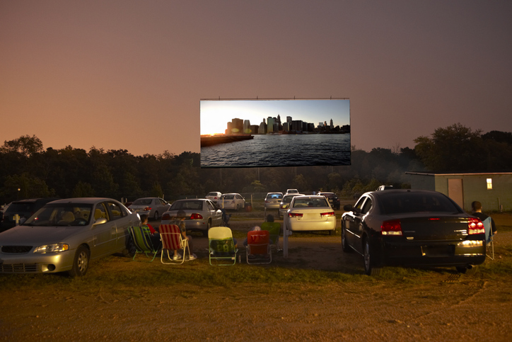 Drive-In Movie Spooktacular