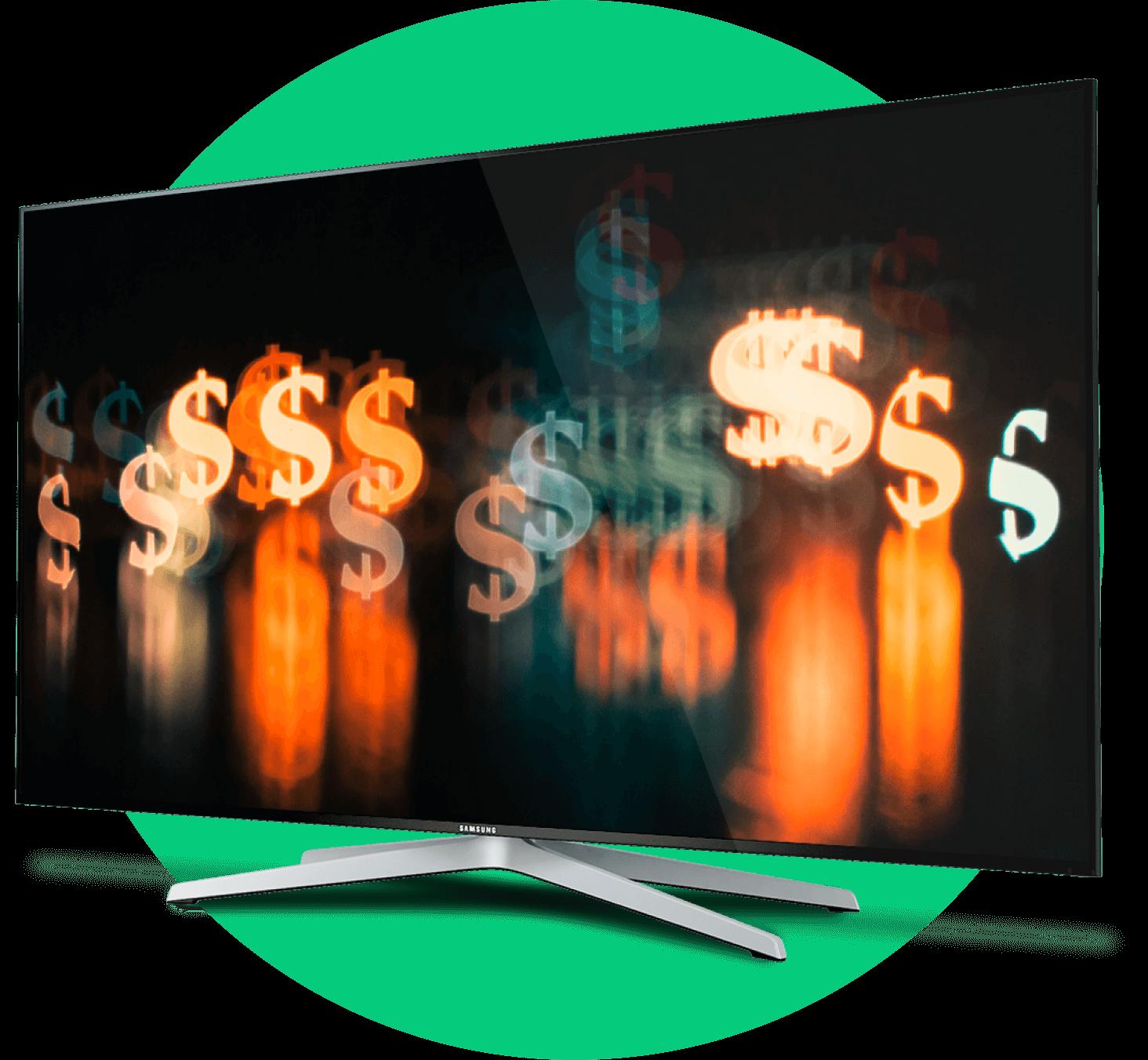 TV dollars