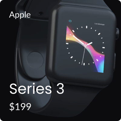 apple watch element card