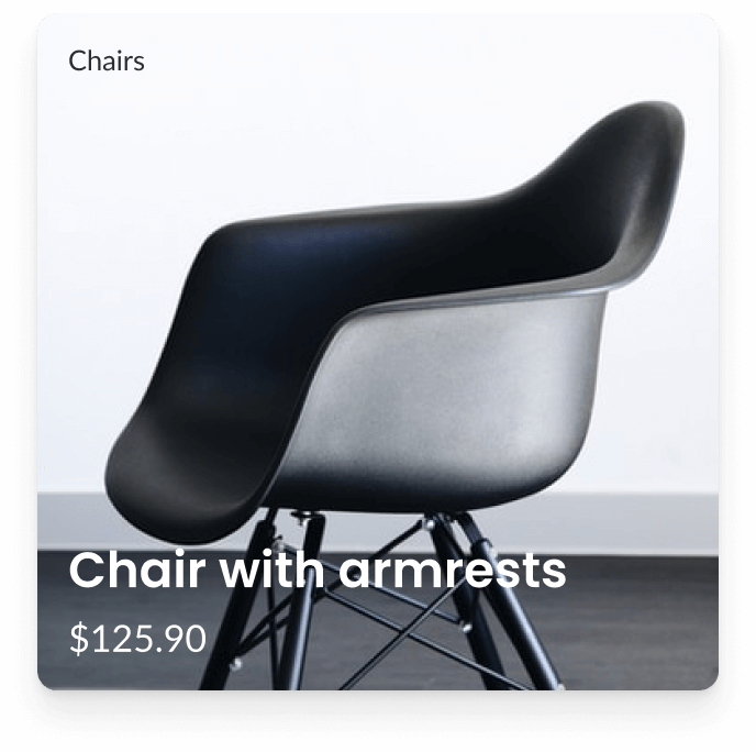 armchair element