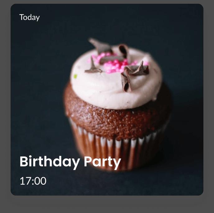 cake element
